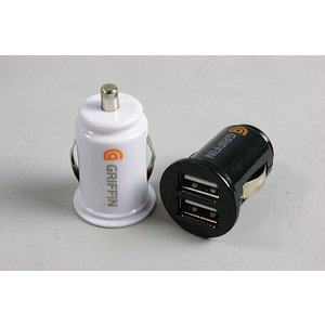 車内にUSBチャージャーを増設 シガーソケット用 2ポートUSB充電器 (USBチャージャー)|horidashi