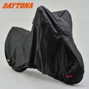 レビューで送料¥390 DAYTONA デイトナ アドレスV50/100/125用 バイクカバー ボディーカバー Mサイズ 77513 BLACK COVER スタンダード2|horidashi