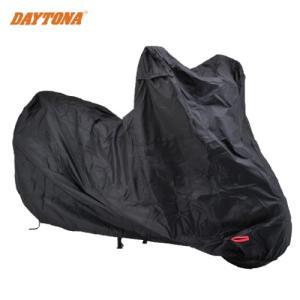 DAYTONA デイトナ バイクカバー ボディーカバー Lサイズ 98202 BLACK COVER Simple バイクカバーシンプル ブラック 盗難防止|horidashi