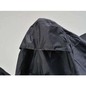 DAYTONA デイトナ バイクカバー ボディーカバー Lサイズ 98202 BLACK COVER Simple バイクカバーシンプル ブラック 盗難防止|horidashi|03