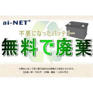 ご自宅に廃バッテリー回収用の伝票をお送りいたします。  ■ご不要になったバッテリーを弊社が責任をもっ...
