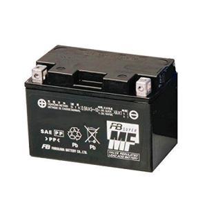スカイウェイブ400/BC-CK43A 古河バッテリー (古河電池) シールド型 バイク用バッテリー FT12A-BS