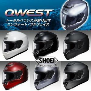 SHOEI ショウエイ QWEST クエスト ヘルメット 各色/各サイズ フルフェイス horidashi