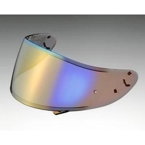 SHOEI ショウエイ Z-7 Z7 CWR-1 PINLOCK スモークミラー ゴールド/ファイアーオレンジ スクリーン シールド ヘルメット用オプション|horidashi|03
