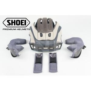 SHOEI ショウエイ J-STREAM ジェイストリーム J-FORCE 3 ジェイ フォース スリー 内装セット ヘルメット用オプション|horidashi