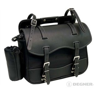 DEGNER デグナー ナイロン サドル バッグ ボトルホルダー付キ NB-1