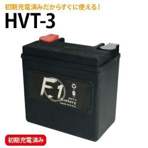 セール特価 レビューで送料¥390 F1 バッテリー HVT-3 YTX14L-BS互換 安心の1年...