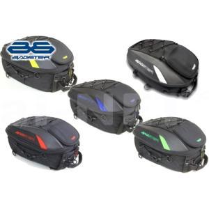 シートバッグ バイク BAGSTER バグスター SPIDER スパイダー 15-23L 2WAY リュック バックパック ザックパック ヘルメット収納|horidashi