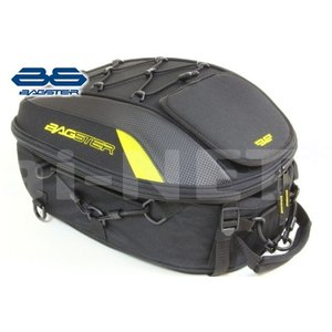シートバッグ バイク BAGSTER バグスター SPIDER スパイダー 15-23L 2WAY リュック バックパック ザックパック ヘルメット収納|horidashi|06