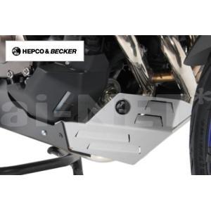 送料無料 HEPCO&BECKER ヘプコ&ベッカー MT-09 TRACER ABS エンジンガード エンジンプロテクター クランクガード (8104547-0009)|horidashi