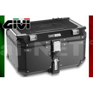 送料無料 GIVI ジビ アウトバック モノキートップケース OBK58BD クロ58L (91474) トップケース リアボックス|horidashi
