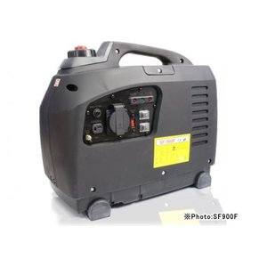 セール特価 発電機 900w 0.9kw SF-900F インバーター発電機|horidashi
