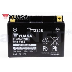 レビューで特典 1年保証付 ユアサバッテリー FORZA フォルツァ Z ABS/JBK-MF10用 YUASAバッテリー TTZ12S 12S|horidashi|02