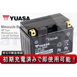 セール特価 レビューで特典 1年保証付 TTZ14S バッテリー YUASA ユアサ バッテリー YTZ14S FTZ14S DTZ14S 互換 バッテリー|horidashi