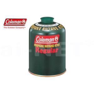 Coleman(コールマン) 燃料 ガスカートリッジ Tタイプ 大容量 470g|horidashi