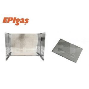 EPIgas EPIガス 風防 ウインドスクリーン ロング スチール製 直結型ストーブ用 A-6502|horidashi