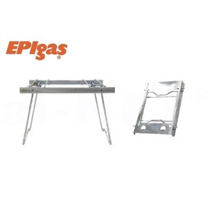 EPIgas EPIガス EPIポットスタンド 鍋用スタンド 直結型ストーブ対応 A-6602|horidashi
