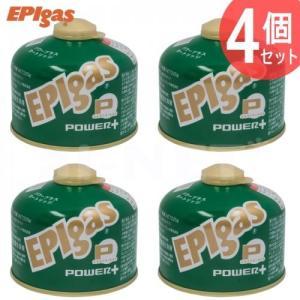 110パワープラスカートリッジ 4個セット(一般〜上級登山用)(G-7013)バーナー用 ガスカートリッジ EPIgas EPIガス(キャンプ アウトドア トレッキング)|horidashi