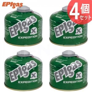 EPIgas 190エクスペディションカートリッジ (極寒冷地仕様)4個セット(G-7014)EPIガス|horidashi