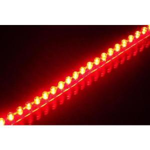 LEDシリコンチューブ12個12cmレッド赤|horidashi