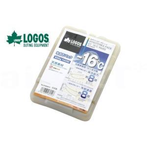 LOGOS/ロゴス 氷点下パックGT-16℃・ハード600g 81660612 保冷剤 冷凍保存 長時間 最強|horidashi