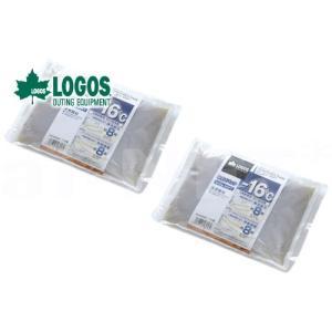 お買い得2個セット LOGOS/ロゴス 氷点下パックGT-16℃・ソフト900g  81660607  保冷剤 冷凍保存 長時間 最強|horidashi