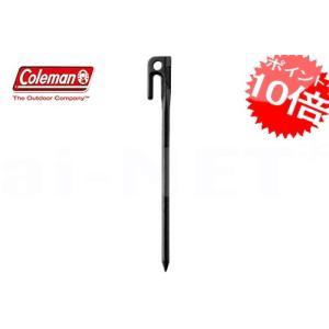 ペグ Coleman コールマン スチールソリッドペグ20cm/1PC(2000017189)テント用 タープ用 補修用ペグ horidashi
