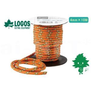 | 商品詳細 商品名:10m・ガイロープ(φ4mm×10m) メーカー:LOGOS/ロゴス 品番:7...