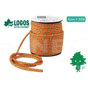 | 商品詳細 商品名:30m・ガイロープ(φ4mm×30m) メーカー:LOGOS/ロゴス 品番:7...