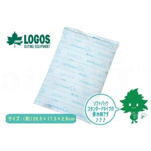 LOGOS/ロゴス アイスポケット1000(81660174)ソフトタイプ 保冷剤 冷凍保存(キャンプ アウトドア お弁当保冷 フィッシング) horidashi