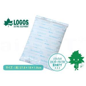 完売 LOGOS/ロゴス アイスポケット800(81660173)ソフトタイプ 保冷剤 冷凍保存(キャンプ アウトドア お弁当保冷 フィッシング) horidashi
