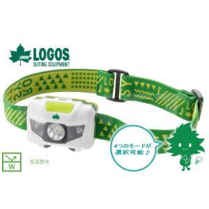 LOGOS/ロゴス ROSY/ロジー LEDヘッドライト 74176006 トレッキング 防災グッズ ライフライン 生活防水|horidashi