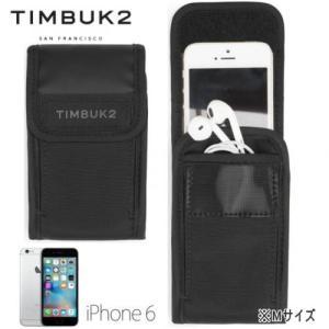 セール TIMBUK2/ティンバック2 3 Way Accessory Case スリーウェイ スマートフォンホルダー Mサイズ ブラック(80542001)(アイフォンホルダー アイフォンケース)|horidashi