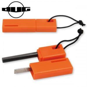 DUG/ダグ (DG-1000)マグネシウムマッチ(マグネシウム メタルマッチ 火打石 着火ツール ファイヤースターター ファイヤースチール)(アウトドア キャンプ)|horidashi