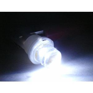 あすつく可 T10 LED バルブ ウェッジ S球 ホワイト|horidashi