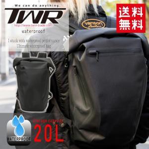 送料無料 Waterproof Backpack(ウォーター...