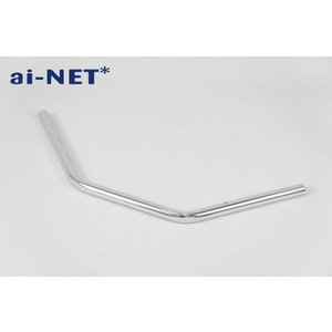 レビューで特典 1年保証付 ハンドル ハンドルパイプ フラットタイプ 汎用品 aiNET製