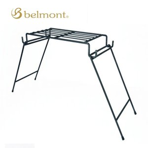 在庫有 belmont/ベルモント BM-284アイアン焚火スタンド(収納ケース付) キャンプ アウトドア バーベキュー|アイネット PayPayモール店