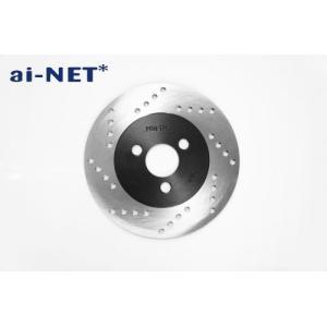 レビューで特典 1年保証付 アドレスV50/100/125 セピアRS セピアZZ レッツIIS ブレーキ ディスクローター フロント aiNET製|horidashi