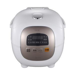マイコン炊飯器 3.5合炊き 選べる5つのメニュー コンパクト 白米/早炊き/無洗米/玄米/おかゆ 簡単操作 フッ素加工 電気調理器 ニ 炊飯ジャーM35A|horidashiichiba