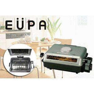 EUPA フィッシュロースター(両面魚焼き器) 遠赤外線加熱 TSI-FR2509 horidashiichiba