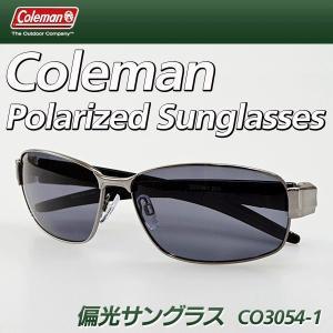 サングラス メンズ ブランド コールマン おしゃれ スポーツ レディース Coleman 偏光 UV100%カット CO3054 収納ポーチ付|horidashiichiba