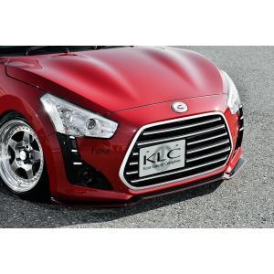 KLC コペン ローブ LA400K  フロント グリル Premium GT プレミアムGT ケイエルシー horidashimono
