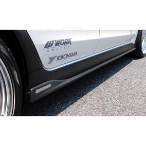 ケンスタイル EIK XV/XVハイブリッド GP7 GPE サイドスカート 未塗装 KENSTYLE|horidashimono