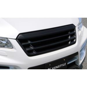 ケンスタイル EIK XV/XVハイブリッド GP7 GPE フロントグリル 未塗装 KENSTYLE|horidashimono