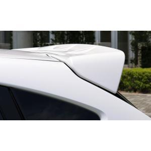 ケンスタイル EIK XV/XVハイブリッド GP7 GPE リアルーフスポイラー 未塗装 KENSTYLE|horidashimono