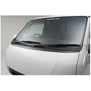 ボクシースタイル ハイエース 200系 4型 標準(ナロー) ボンネットエクステ boxystyle horidashimono