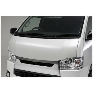 ボクシースタイル ハイエース 200系 4型 標準(ナロー) ユーロボンネット boxystyle horidashimono