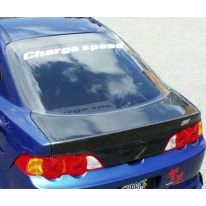 CHARGESPEED チャージスピード 撃速CHARGE SPEED 撃速チャージスピード インテグラ DC5 リアアクリルガラス 後期 未塗装|horidashimono