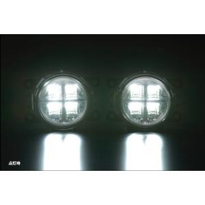 REIZ ライツ ハスラー MR31S LEDハイパワーフォグランプ|horidashimono
